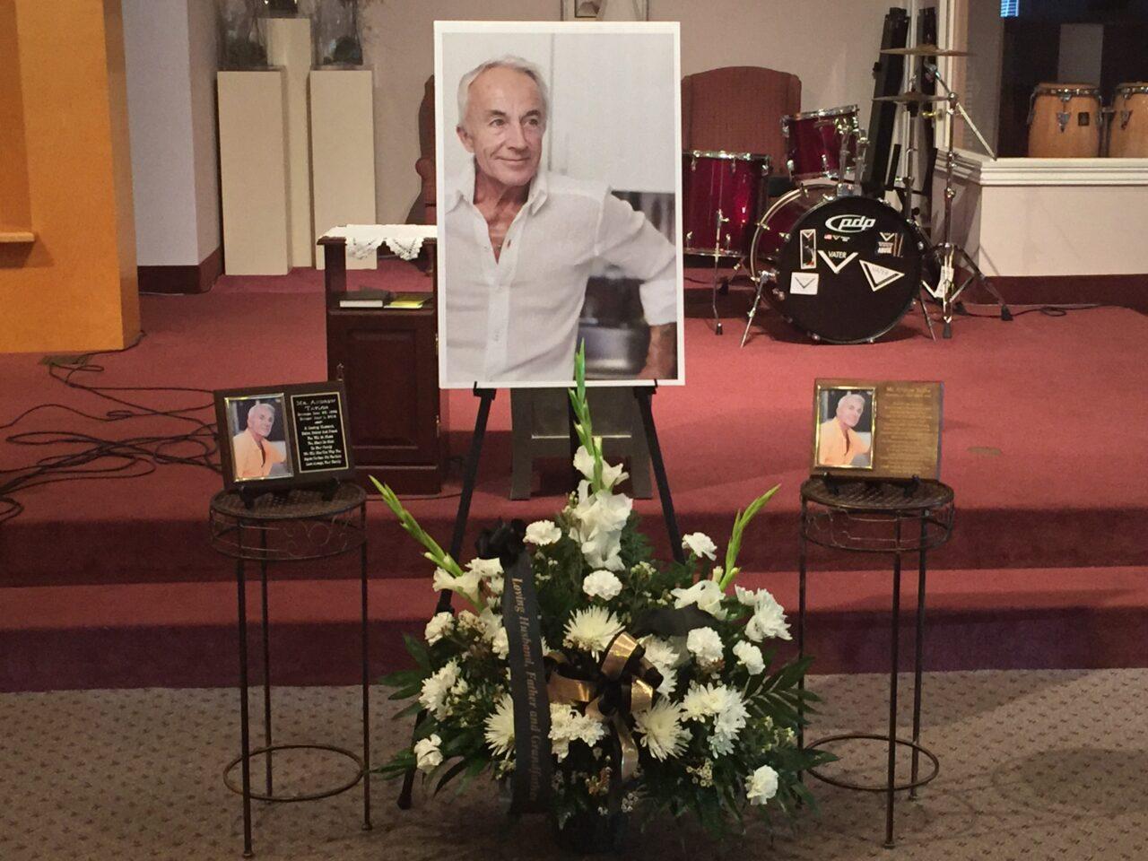 St. Louis Memorial Service
